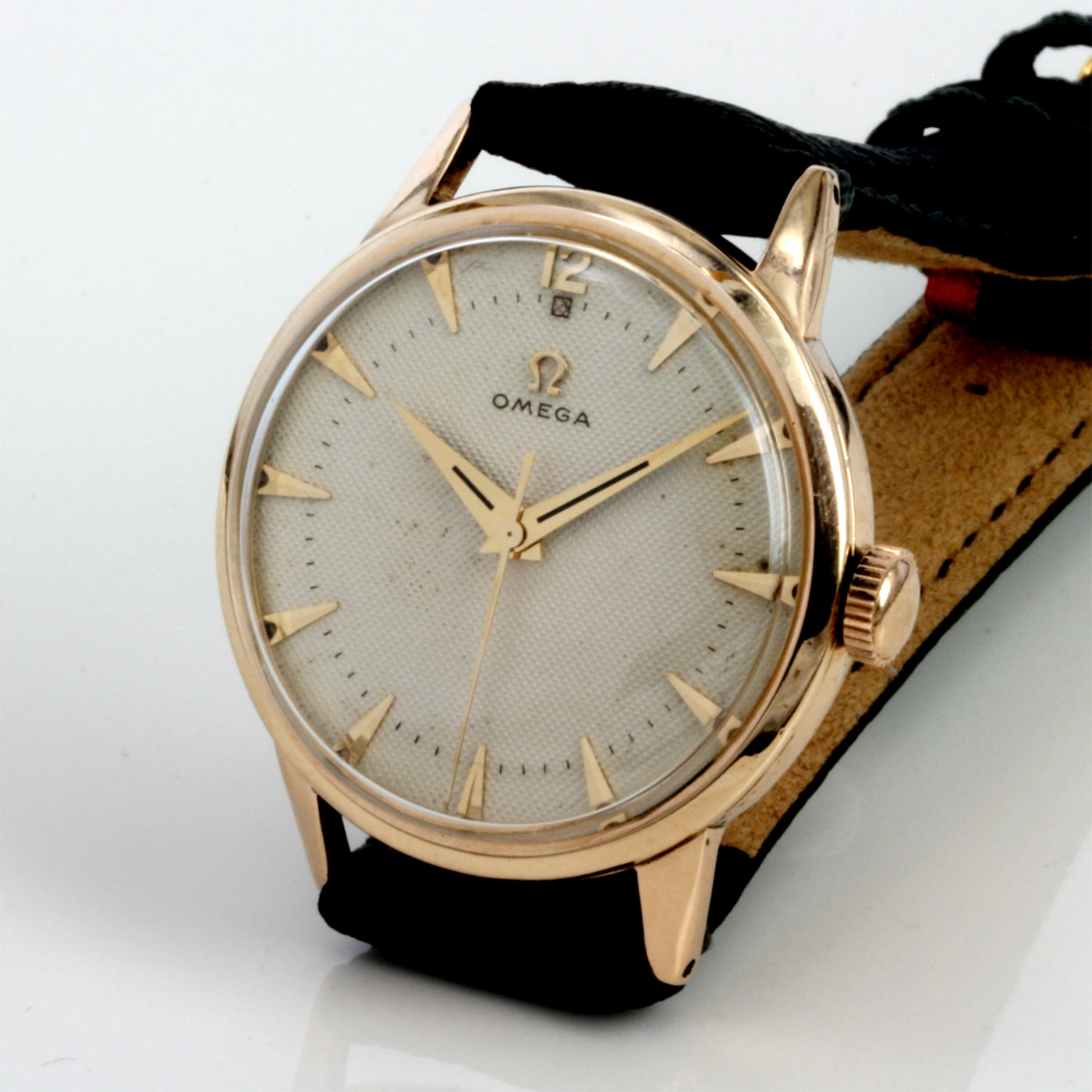 buy vintage 9ct omega watch from 1952 sold items sold omega watches sydney kalmarantiques On omega watch vintage