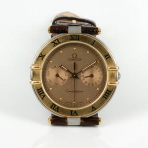 Quartz Omega Constellation watch.