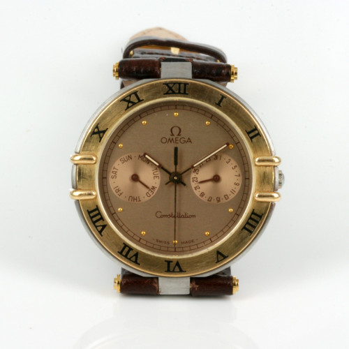 Quartz Omega Constellation watch.