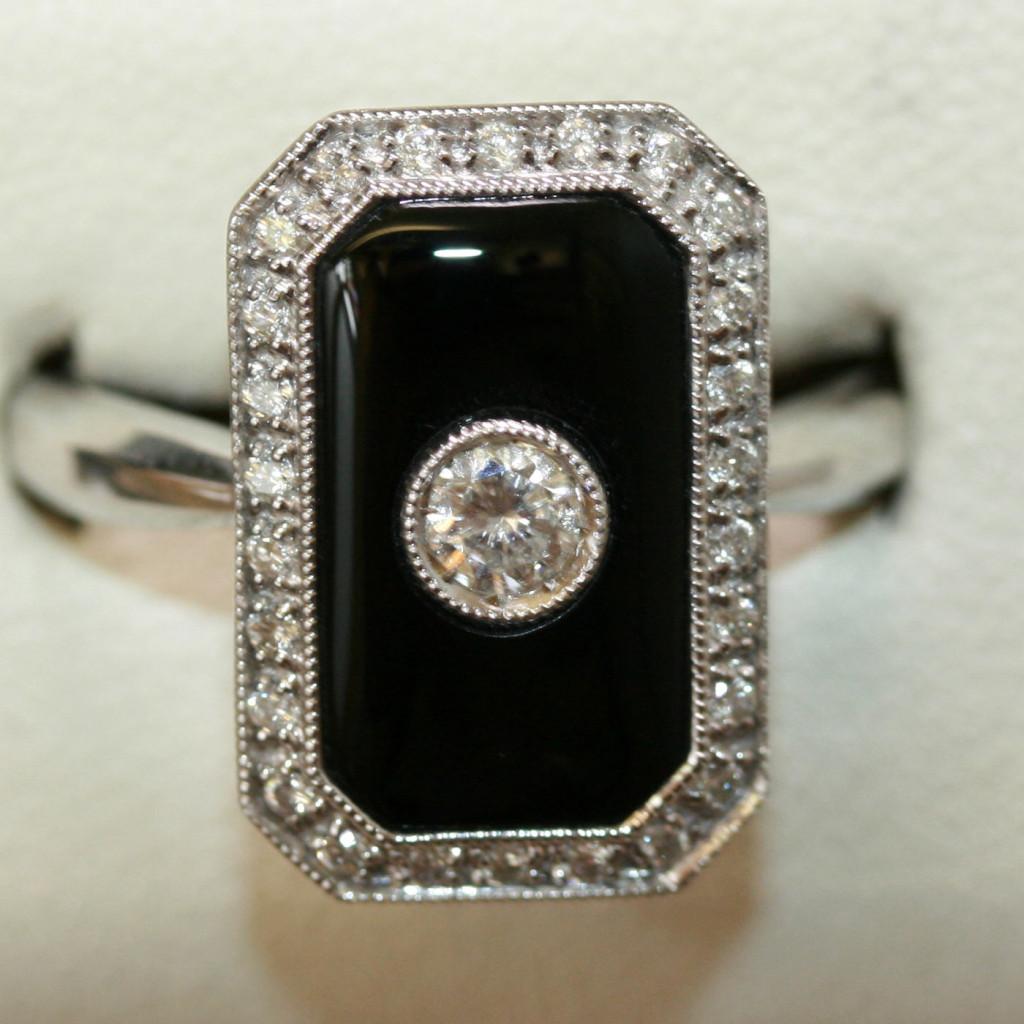 Black Diamond Ring Buy