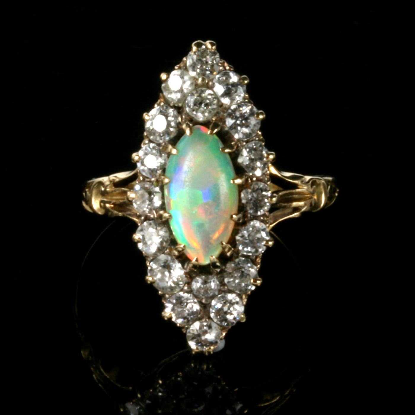 paraiba tourmaline product ring subsampling crop diamond scale shaped the upscale shop lozenge kissing boghossian false and