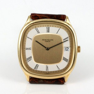 Automatic 18ct Patek Philippe reference 3874