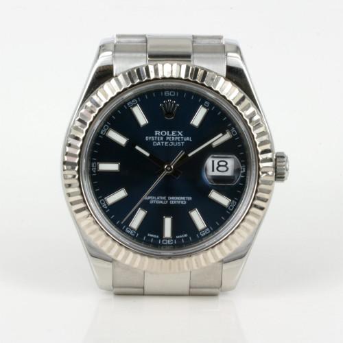 Gents 2008 Rolex Datejust II #116334