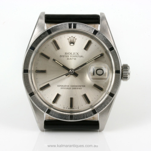Vintage Rolex Oyster 1501 from 1972