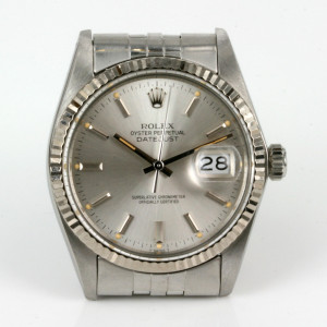 Second hand gents Rolex Datejust model 16014.