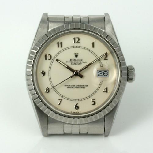 Gents Rolex Datejust watch model 16030