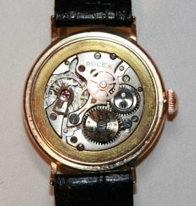 1940's Rolex watch