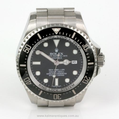2009 Rolex DeepSea Sea Dweller 116660
