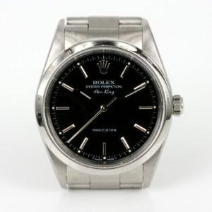 Rolex Air King watch model 14000