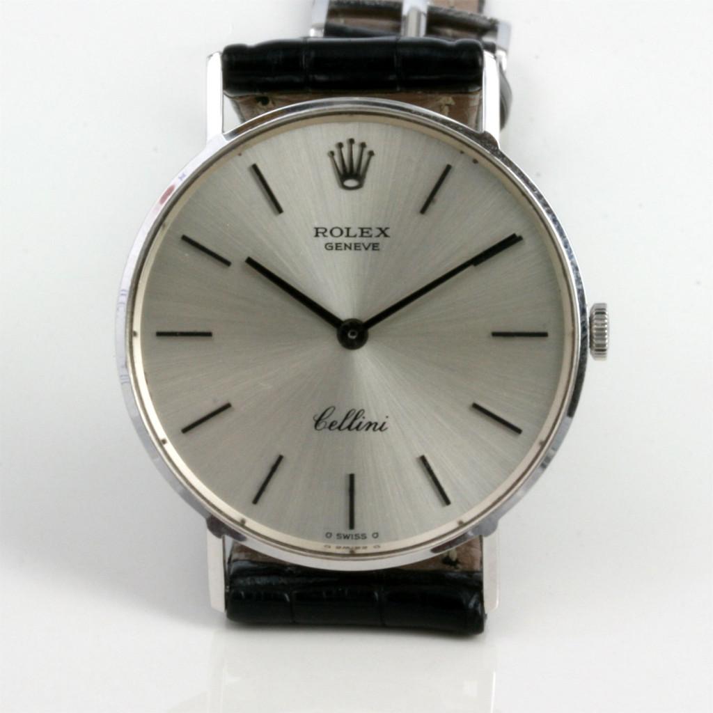 Buy white gold rolex cellini watch sold items sold rolex watches sydney kalmarantiques for Rolex cellini