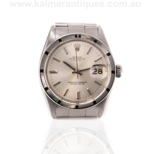 Vintage Rolex Datejust 1501