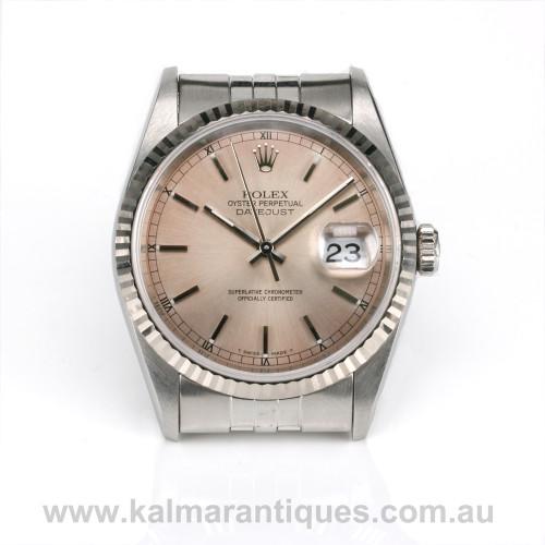 Rolex Datejust model 16234