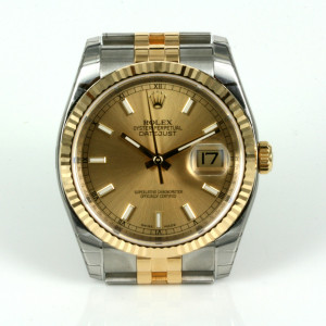 2011 Rolex Oyster Perpetual Datejust model 116233