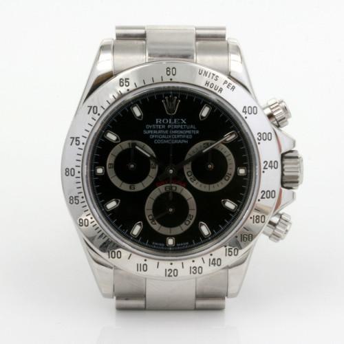 2004 Steel Rolex Daytona model 116520