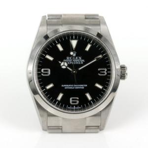 2004 Rolex Explorer I model 114270
