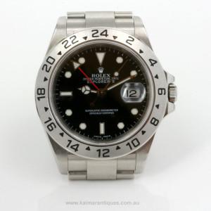 2003 Rolex Explorer II model 16570