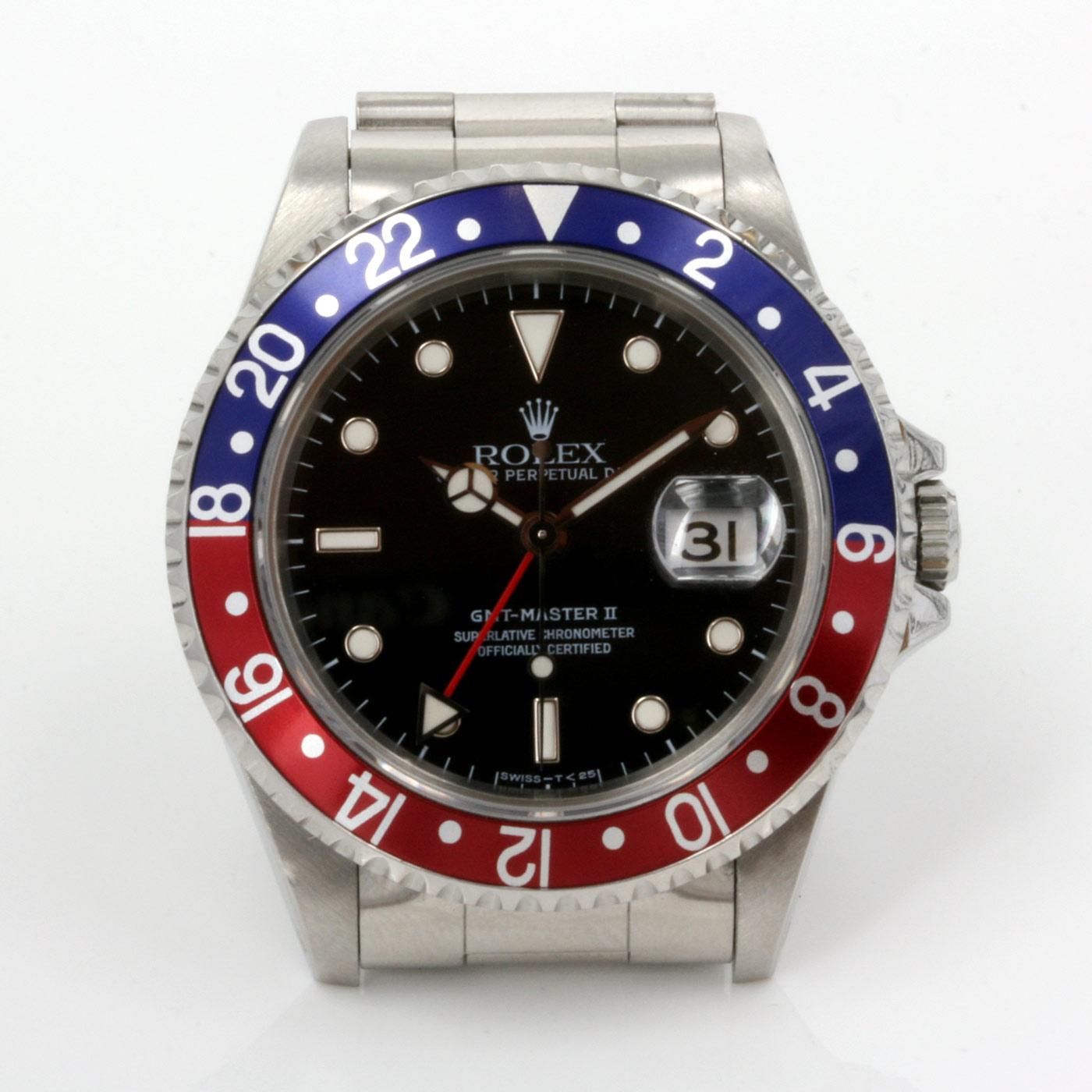 Rolex date in Sydney