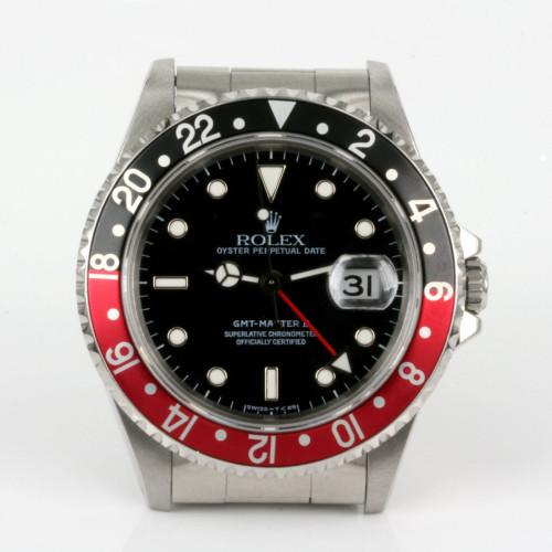 Rolex GMT Master II model 16570