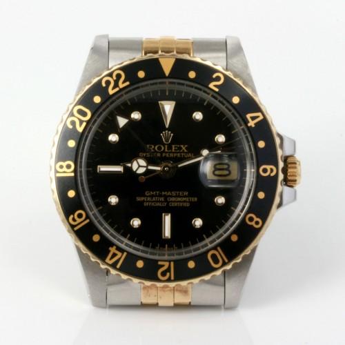 Rolex GMT Master model 1675