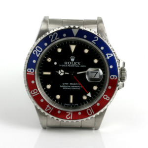Rolex GMT Master I with the