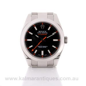 Rolex Milgauss reference 116400