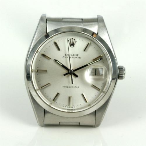 1981 Rolex Oysterdate watch model 6694.