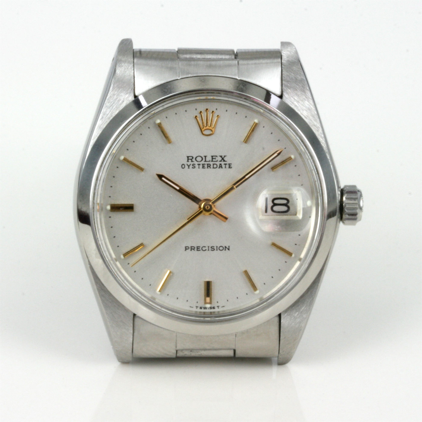 Buy Gents 1983 Rolex Precision watch. Sold Items, Sold ...