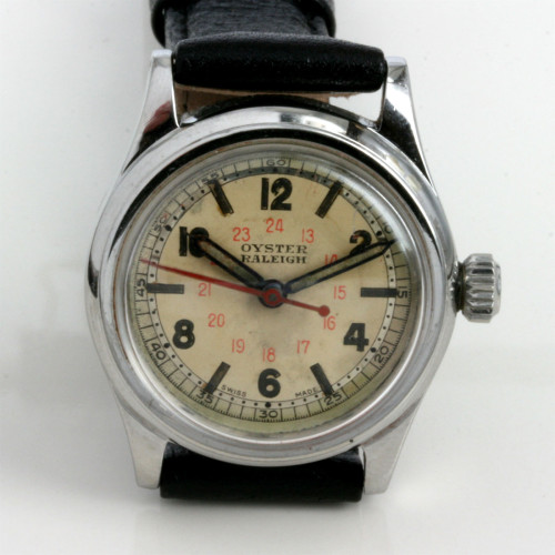 Canadian Royal Navy Reserve Rolex watch.