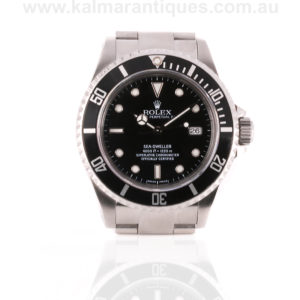 Rolex Sea Dweller reference 16600