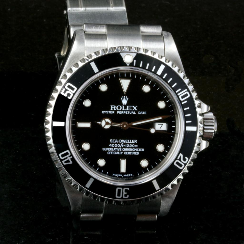 Buy 2003 model rolex sea dweller sold items sold rolex watches sydney kalmarantiques for Rolex sea wweller