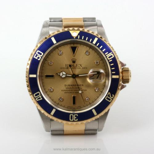 1998 Rolex Submariner
