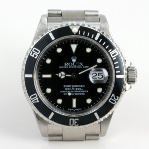 2003 gents Rolex Submariner model 16610