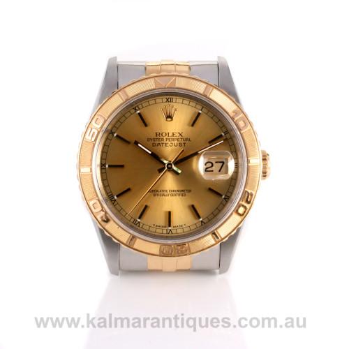 Rolex Turnograph 16263