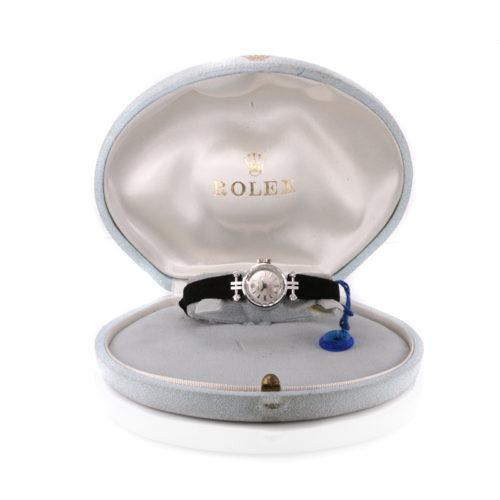 Ladies vintage Rolex Orchid watch