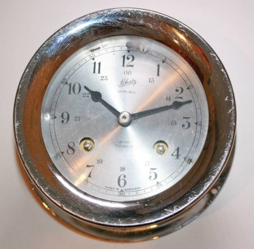 Schatz Ship's clock