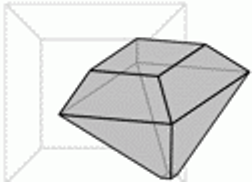 Table cut diamonds