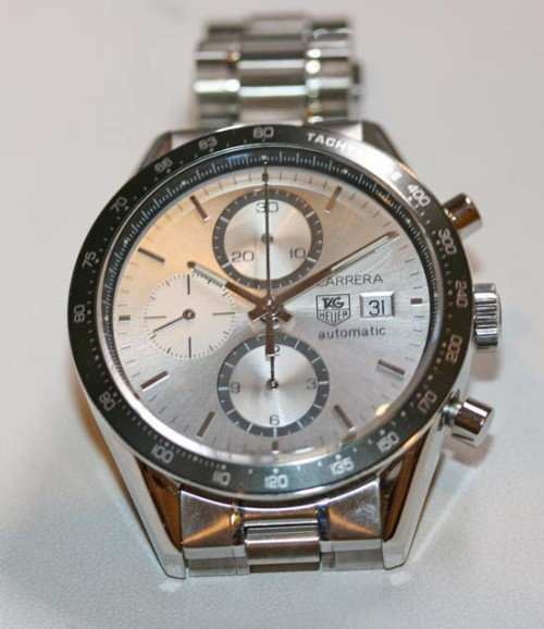 Tag Heuer Automatic Chronograph Carrera
