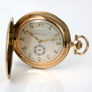 Art Deco 14ct Tavannes pocket watch