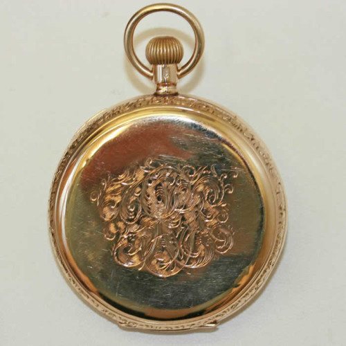Thomas Russell pocket watch.