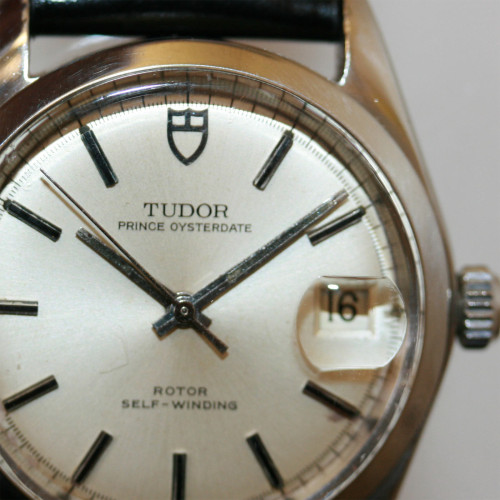 Tudor Prince Oysterdate watch.