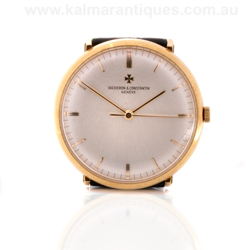 18ct Vacheron & Constantin watch reference 6487