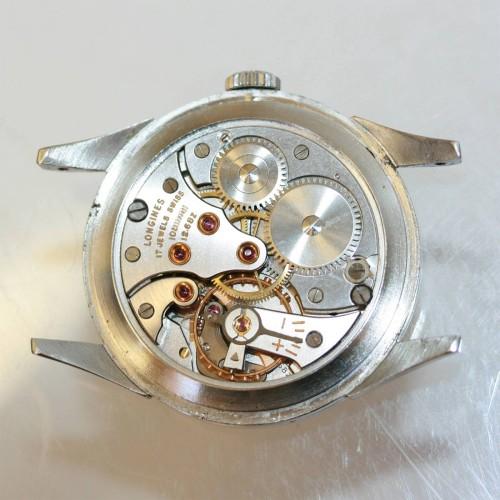 Vintage Longines watch.
