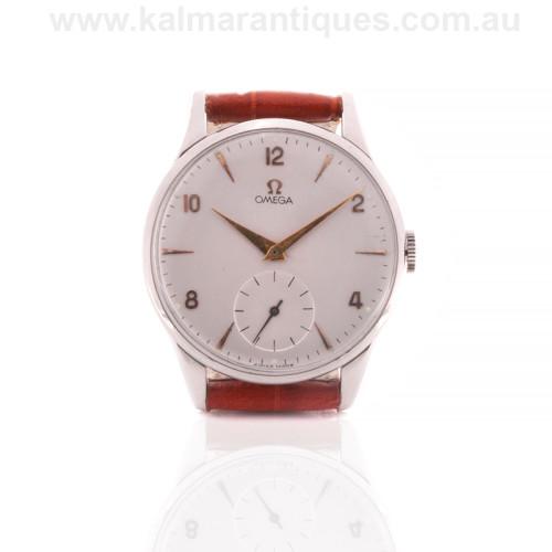 Vintage Omega watch 1956