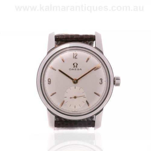 Vintage Omega watch Sydney