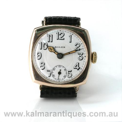 Vintage Rolex watch from 1926
