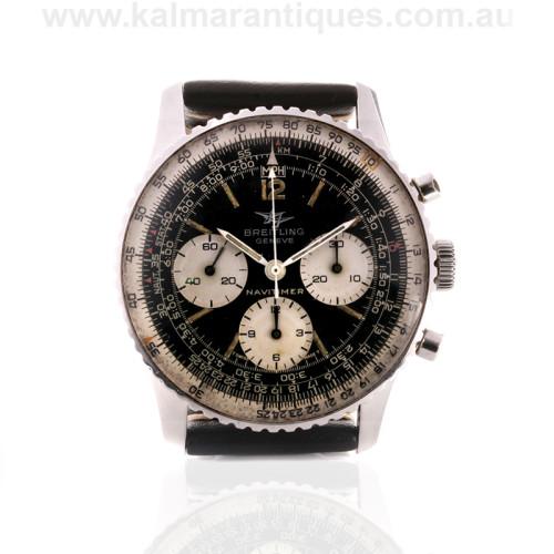 Vintage Breitling Navitimer 806 Calibre 178