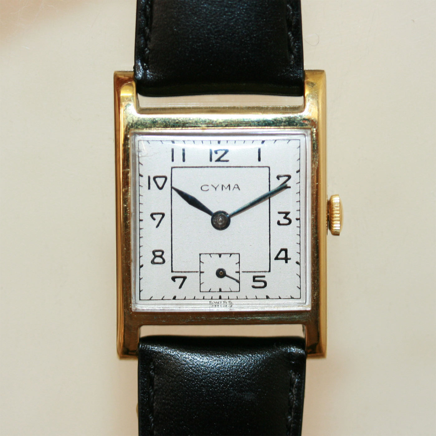 Vintage cyma watches