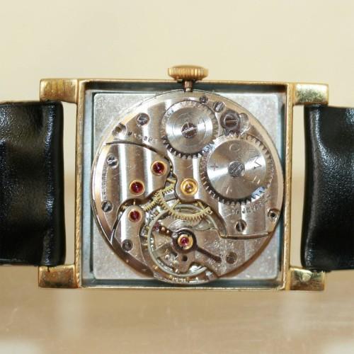 Vintage Cyma watch.
