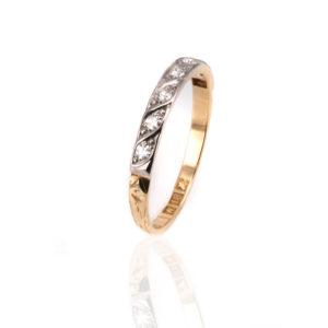 Vintage diamond eternity ring Sydney