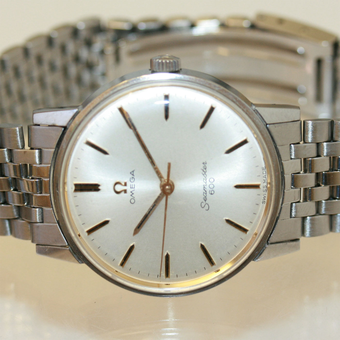 76d9985bb0c3d Buy Vintage Omega watch. Sold Items